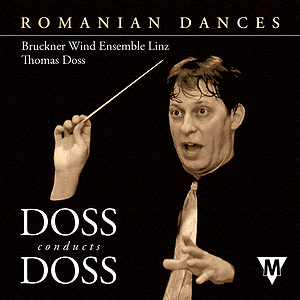 Romanian Dances 2 Cd Doss Conducts Doss