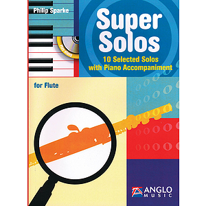 Super Solos for Flute