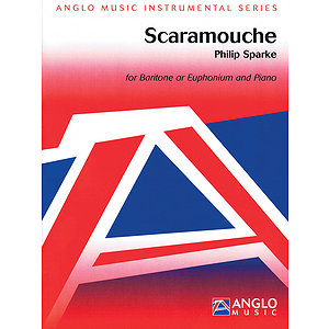 Scaramouche For Baritone/ Euphonium And Piano