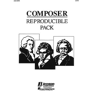 Composer Reproducible Pack