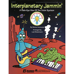 Interplanetary Jammin' - A Kids-Eye View of the Solar System (Collection)