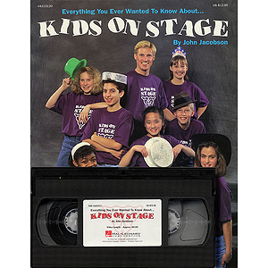 Kids on Stage (VHS)