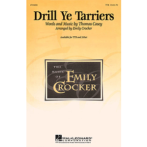 Drill Ye Tarriers