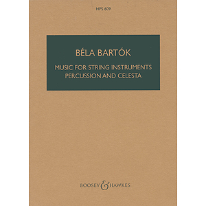 Music for String Instruments, Percussion and Celesta