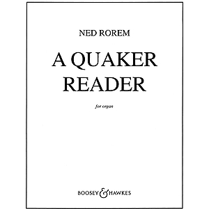 A Quaker Reader