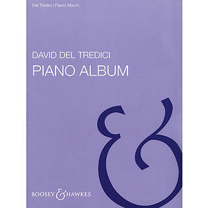 David Del Tredici - Piano Album