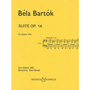 Suite, Op. 14