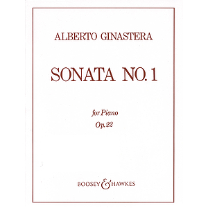Sonata No. 1, Op. 22