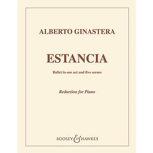 Estancia, Op. 8