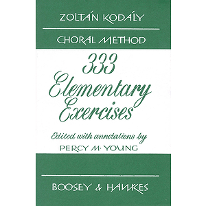 333 Elementary Exercises in Sight Singing