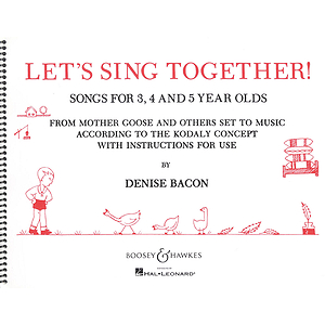 Let's Sing Together!