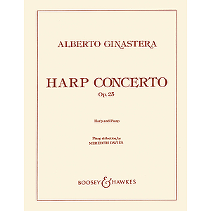 Harp Concerto, Op. 25
