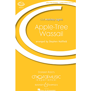 Apple-Tree Wassail