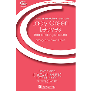 Lady Green Leaves