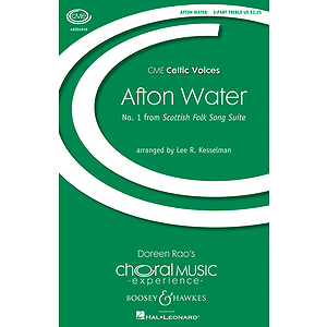 Afton Water (No. 1 from Scottish Folk Song Suite)