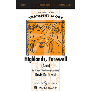 Highlands, Farewell (Aria)