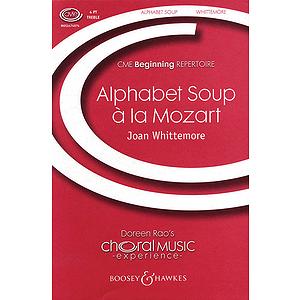 Alphabet Soup à la Mozart