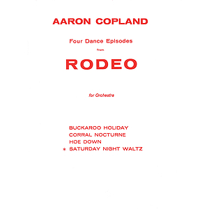 Saturday Night Waltz (from Rodeo)