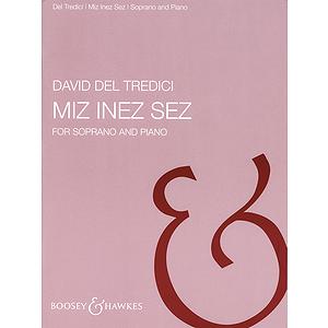 Miz Inez Sez