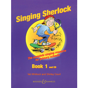 Singing Sherlock - Book 1
