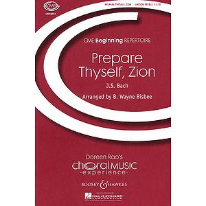 Prepare Thyself, Zion