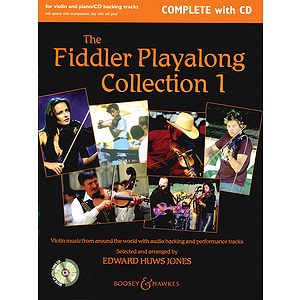 The Fiddler Play-Along Collection - Volume 1