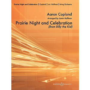 Prairie Night and Celebration (from Billy the Kid)