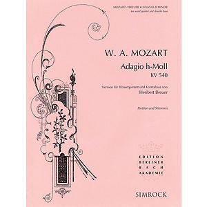 Adagio in B Minor, K .540