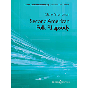 Second American Folk Rhapsody