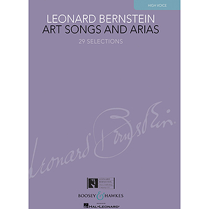 Art Songs and Arias
