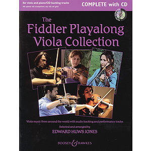 The Fiddler Play-Along Viola Collection
