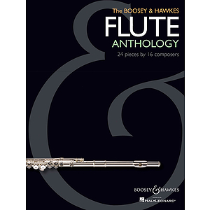 The Boosey &amp; Hawkes Flute Anthology
