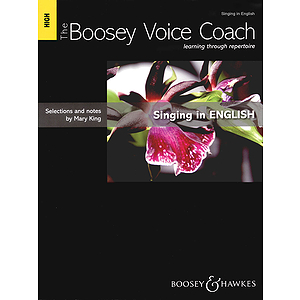 The Boosey Voice Coach: Singing in English - High Voice