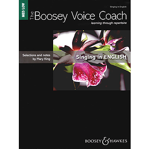 The Boosey Voice Coach: Singing in English - Medium/Low Voice