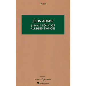 John&#039;s Book of Alleged Dances