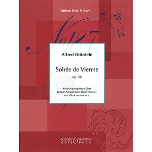 Soirée de Vienne, Op. 56