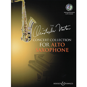 The Christopher Norton Concert Collection for Alto Saxophone
