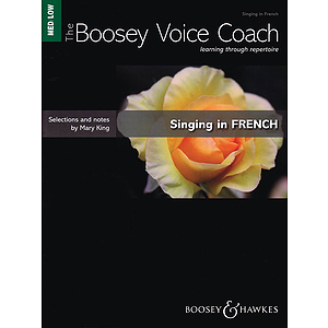 Singing in French - Medium/Low Voice