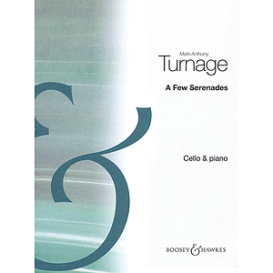 Mark-Anthony Turnage - A Few Serenades
