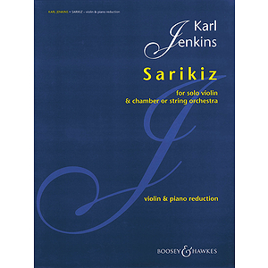 Sarikiz Vocal Score (orig. Violin And Orchestra)