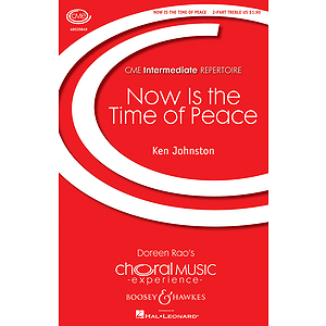 Now Is the Time of Peace
