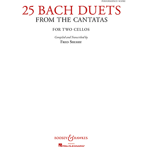 25 Bach Duets from the Cantatas