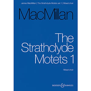 The Strathclyde Motets Set I (1) Satb Latin, French, English Language