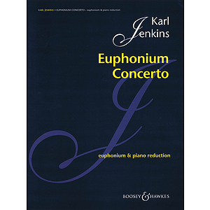 Euphonium Concerto Euphonium And Piano Reduction