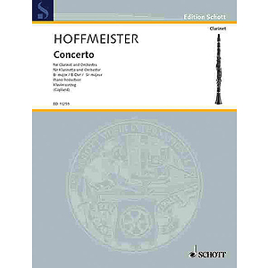 Clarinet Concerto in B-Flat