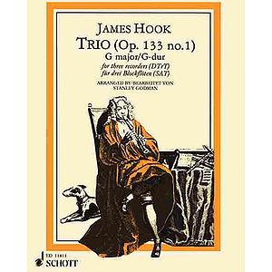 Trio in G Major, Op. 133, No. 1