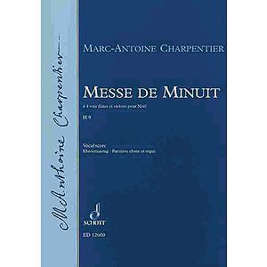 Messe de Minuit, H.9