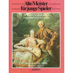 Old Masters for Young Players - Volume 2