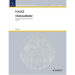 Christuslieder Op. 74 High