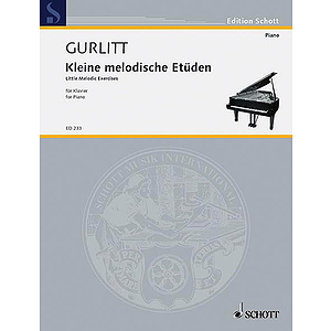 Little Melody Studies Op. 187